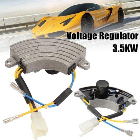 (3500 Watt Generator AVR Automatic Voltage Regulator Rectifier 3.5KW Max Generator Driven)