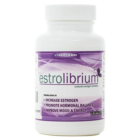 - EstroLibrium Estrogen Pills for Women | Female Hormone Balance Supplement