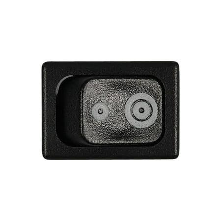 WB24T10165 GE Range Switch Rocker Elem (Bk)