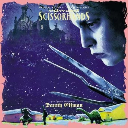 Edward Scissorhands Soundtrack (Vinyl)](Edward Scissorhands Halloween Makeup)