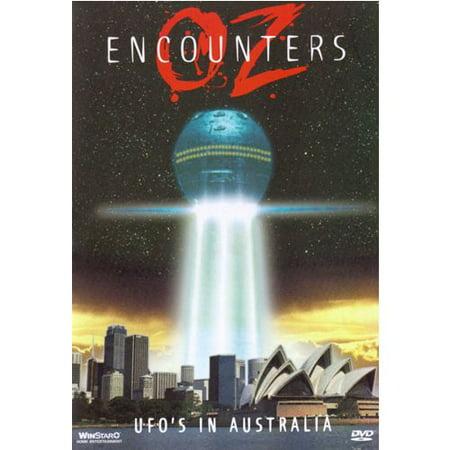 OZ Encounters: UFO's in Australia (Halloween In Australia Traditions)