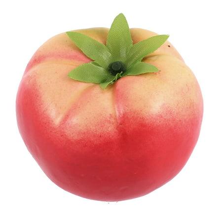 Artificial Faux Tomato Fake Fruit Home - Fruit Decoration Ideas