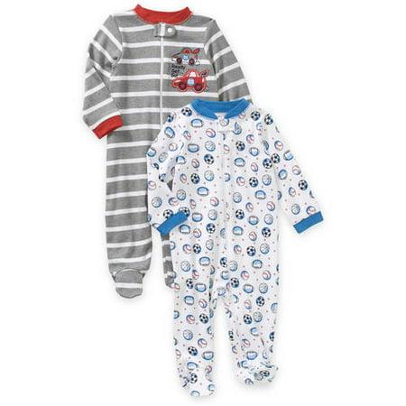 1701ce3b5 Garanimals - Newborn Baby Boys  Cotton Sleep n  Plays