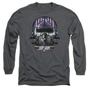 Top Gun - Maverick Helmet - Long Sleeve Shirt - Small