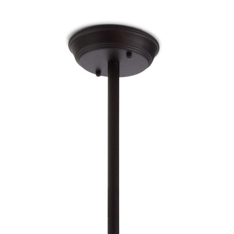 Zuo Porirua Ceiling Lamp in Black - image 2 de 2