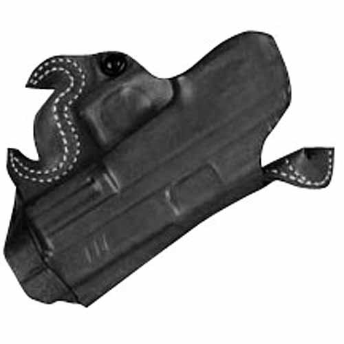 Desantis S.O.B. (Small of Back) Belt Holster fits Colt Government Model 1911, Right Hand, Black