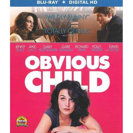 Obvious Child (Blu-ray) (Perdoname Pepe Aguilar)