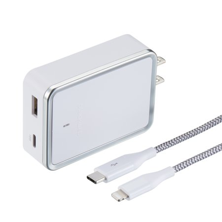 Blackweb LTG-C 30W Wall Charge, White