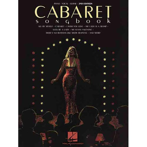 Cabaret Songbook: Piano, Vocal, Guitar Music Series