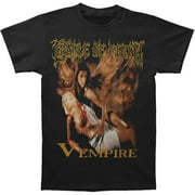 Cradle Of Filth Men's  V Empire T-shirt Black
