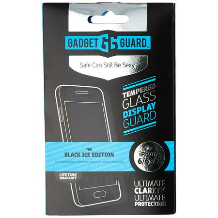 Gadget Guard Black Ice Screen Protector for iPhone 6/6s/7/8 - Gadget Guard Screen Protector
