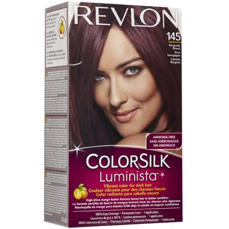 Revlon colorsilk luminista hair color 145 burgundy brown 1 ea revlon colorsilk luminista hair color 145 burgundy brown 1 ea pack of 3 urmus Image collections