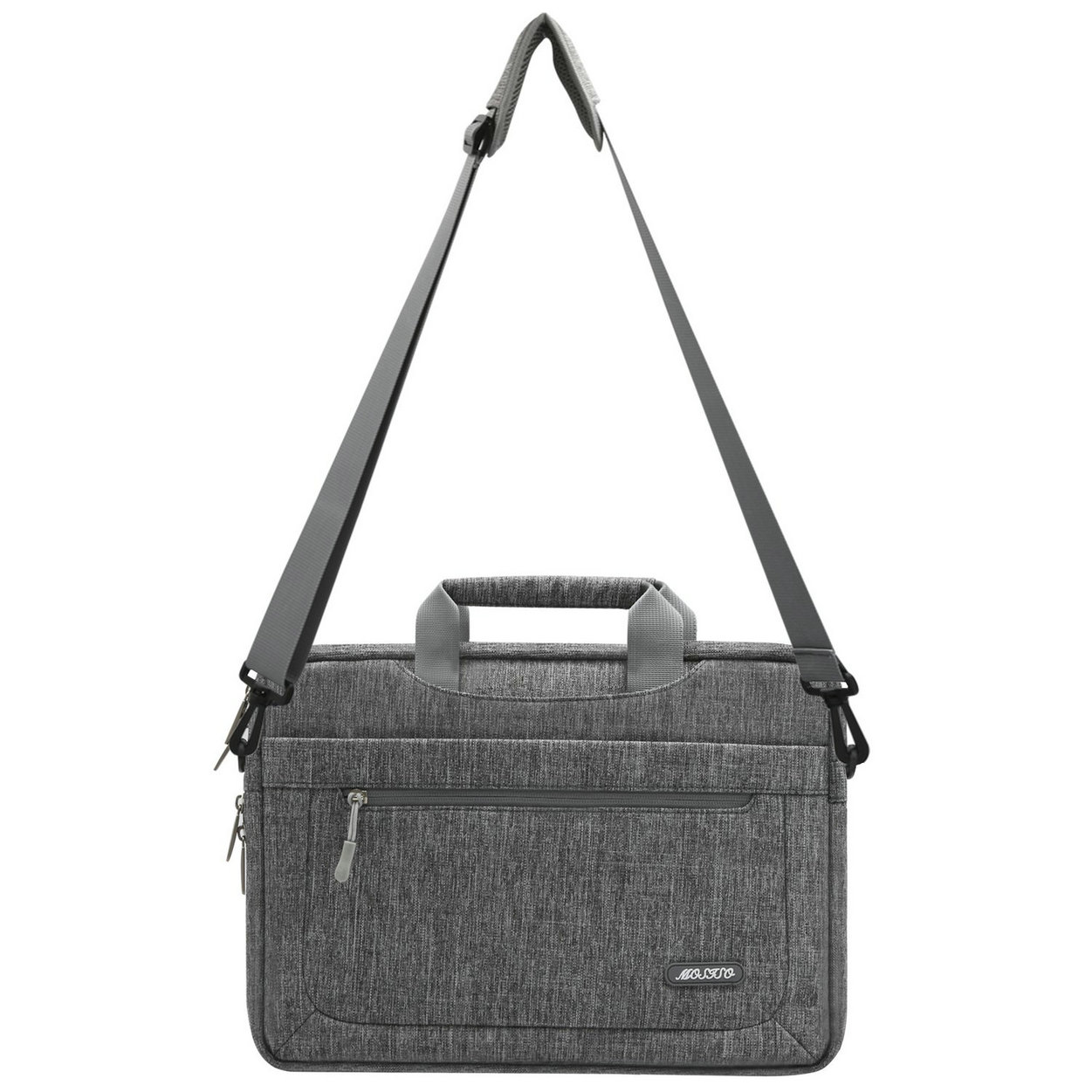 imobaby Sloth and Leave Laptop Messenger Shoulder Bag Notebook Sleeve Carrying Briefcase Handbag 15-15.4 inches
