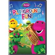 Barney: Playground Fun by
