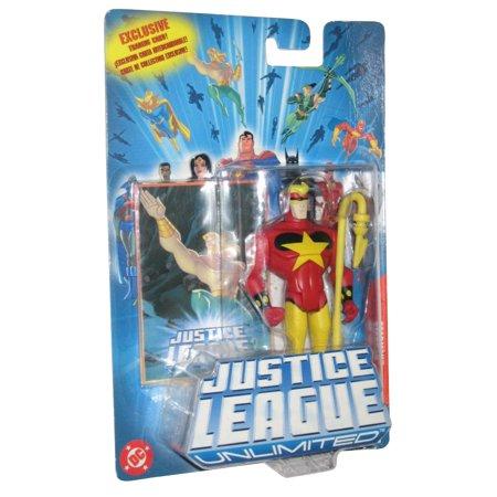 DC Comics Justice League Unlimited Starman Mattel Action -