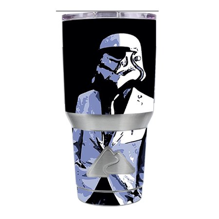 Skin Decal For Ozark Trail 30 Oz Tumbler Cup (6-Piece Kit) / Pimped Out Storm Guy