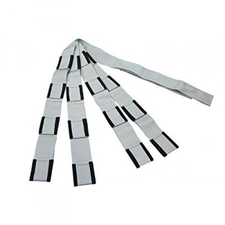 Forearm Forklift Ffl4loee Forearm Furnishing Lifters  4 Loops On Each End  Silver Black