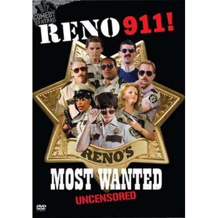 Reno 911: Reno's Most Wanted Uncensored (DVD)