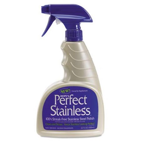 22 oz. Perfect Stainless Steel Cleaner And Polish (Best Product To Clean Stainless Steel)