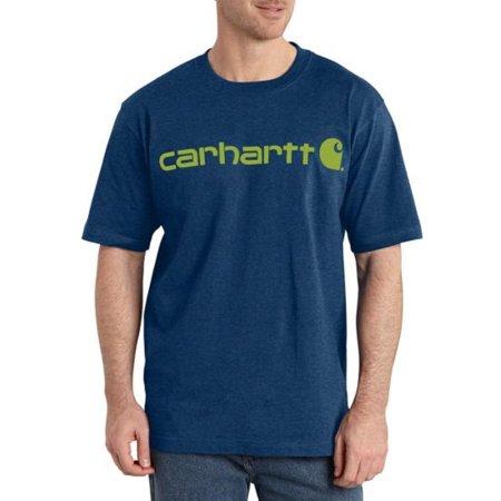 Carhartt Heavyweight Work Shirt - carhartt men's logo t-shirt