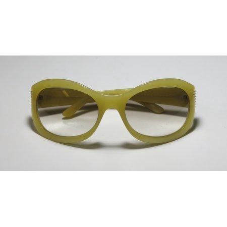 7d257b4adc77 Emporio Armani - New Emporio Armani 9241 Mens Womens Wrap Full-Rim Gradient  Yellow Opal   Gray Optimal Eye Protection Trendy Sunnies Shades Frame Gray  ...
