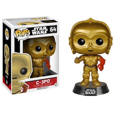 FUNKO POP! STAR WARS: C-3PO](C 3 Po)