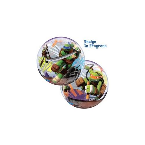 "Burton & Burton 22"" Teenage Mutant Bubble Balloon"