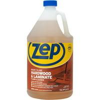 Zep, ZPEZUHLF128, Hardwood & Laminate Floor Cleaner, 1 Each, Brown