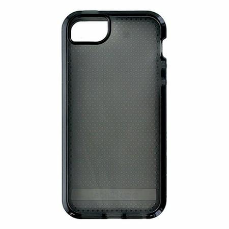 Tech21 Evo Mesh Series Flexible Gel Case for iPhone 5/5s/SE - Smoke / (Tech21 Evo Elite Case For Iphone 7)