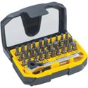 Stanley 32-Piece Screwdriver Bit Set