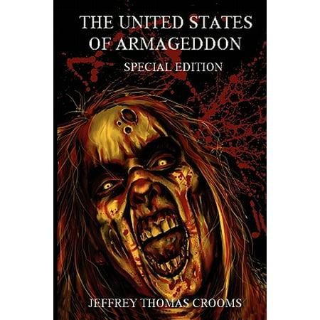 The United States of Armageddon: Special Editio [Paperback] Crooms, Jeffrey Thomas