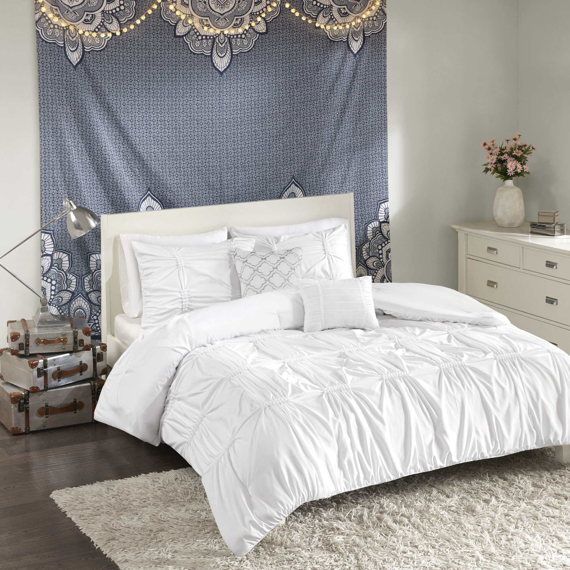 Home Essence Apartment Rory Super Soft Comforter Set