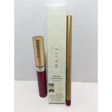 Mally Beauty Ultimate Performance Lip System, Royal Wine