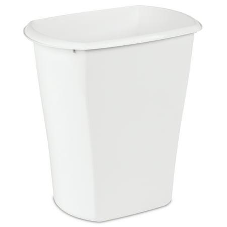 Sterilite, 5.5 Gal./21 L Rectangular Wastebasket