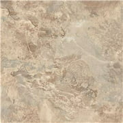 Armstrong Caliber Vinyl Self-Adhesive Floor Tile, Mesa Stone, 12X12 In., .080 Gauge, 45 Tiles Per Case