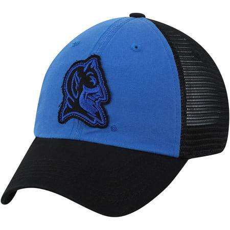 Duke Blue Devils Top of the World Owen Adjustable Snapback Hat - Royal/Black - OSFA