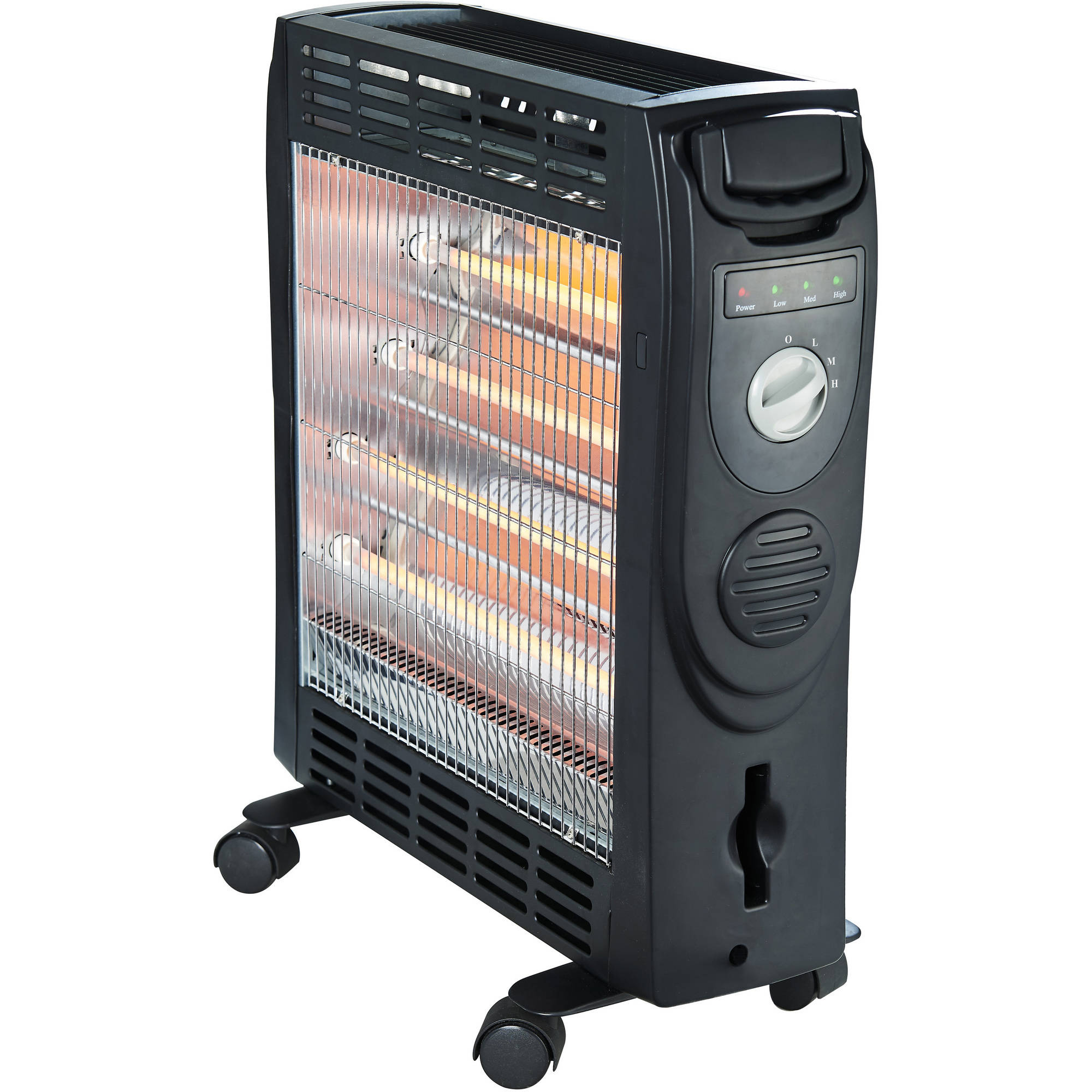 Electric Instant Radiant Heater Quartz Convection Home