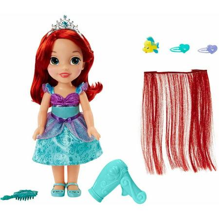Disney Princess Style Me Princess Ariel Doll for $<!---->
