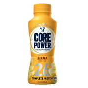 Core Power 26g Protein Drink, Banana, 11.5 Fl Oz, 1 Count