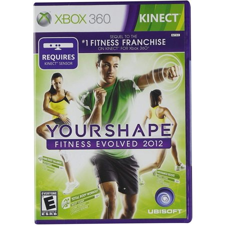 Your Shape Fitness Evolved 2012, Fitness Activities for Everyone - Over 90 hours of activities, including Boot Camp, Cardio Boxing, Jump Rope and a medley of.., By by