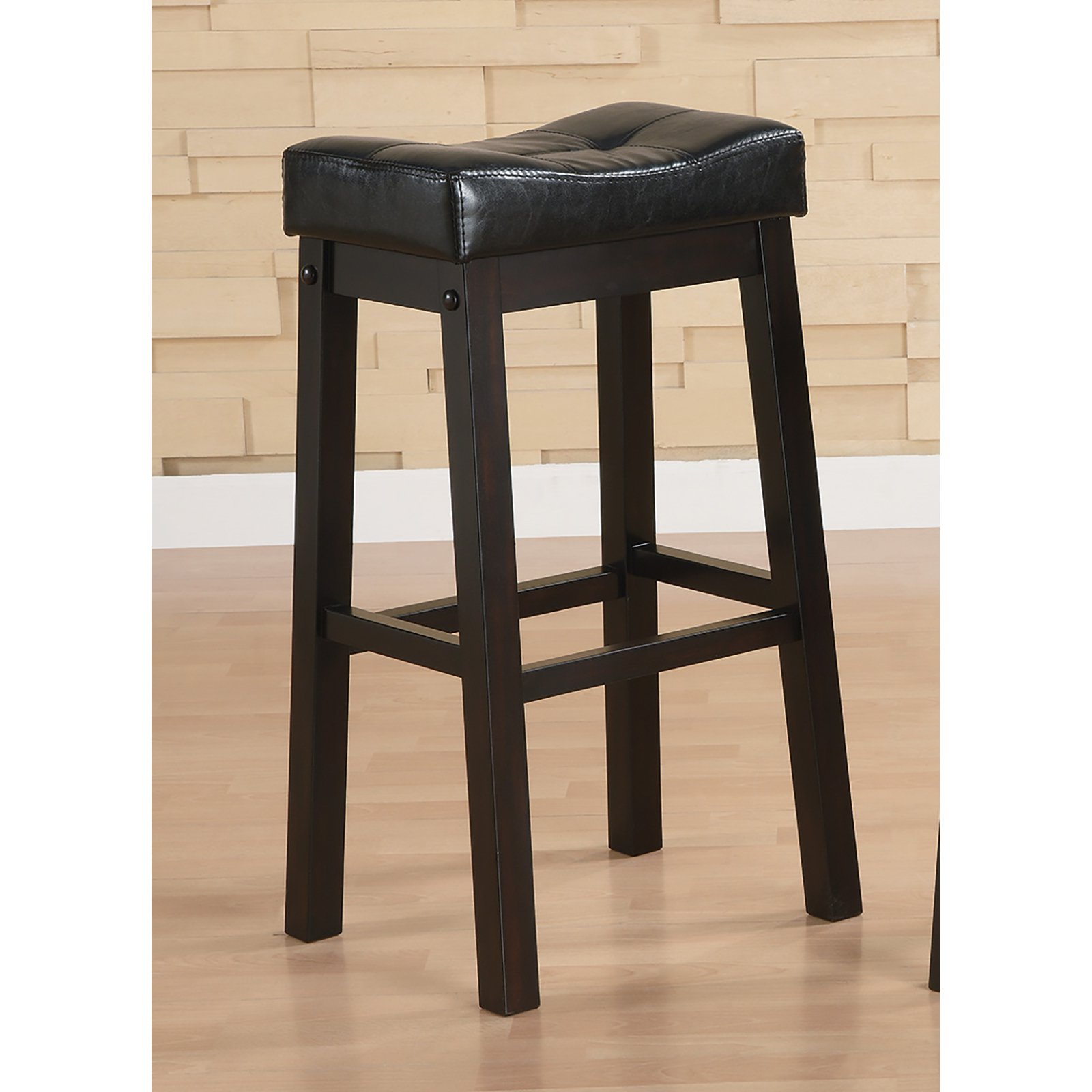 Coaster Furniture 29 in. Backless Bar Stool - Set of 2