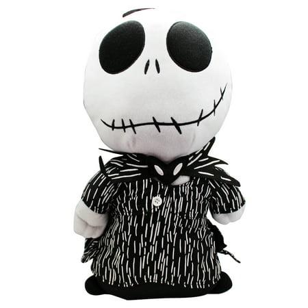 The Nightmare Before Christmas Jack Skellington Plush Toy w/Secret Pocket (17in)