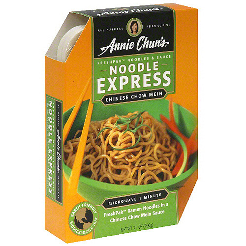 Annie Chun's Express Chinese Noodle, 7.1 oz (Pack of 6)