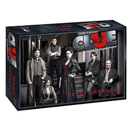 Clue  Penny Dreadful Edition Board Game