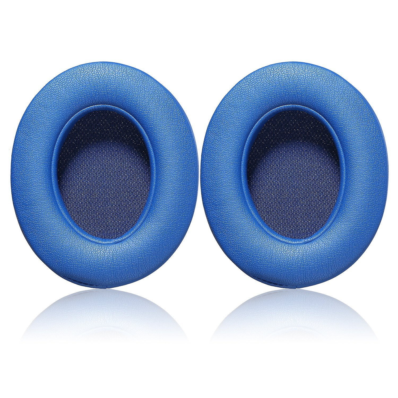 Replacement Earpads Ear Cushions for Beats Solo3 Wireless / Solo2 Wireless On-Ear Headphones (Not Fit Solo or Studio 1st Gen Headphones)