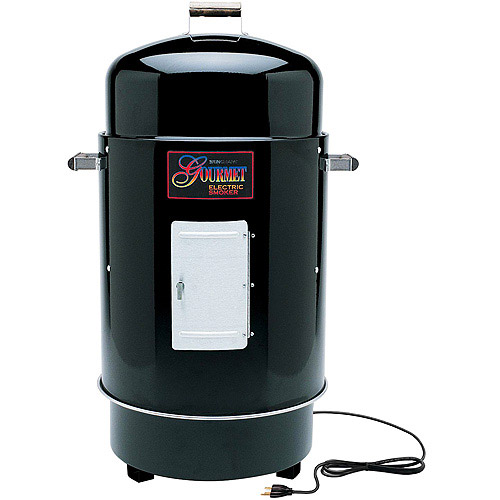 Brinkmann Gourmet Electric Smoker, Black