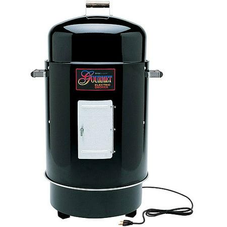 Brinkmann Gourmet Electric Smoker, Black - Brinkmann Gourmet Electric Smoker, Black - Walmart.com