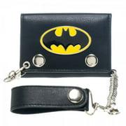 Wallet - Comics - Batman Metal Badge w/Chain New Gifts mw2cc2btm