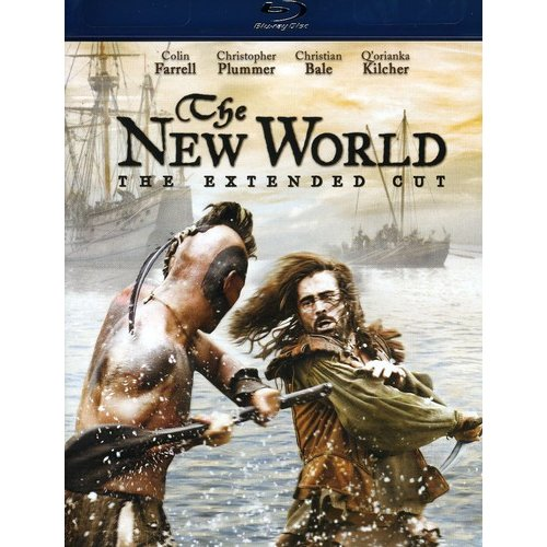 The New World (Extended Cut) (Blu-ray) (Widescreen)