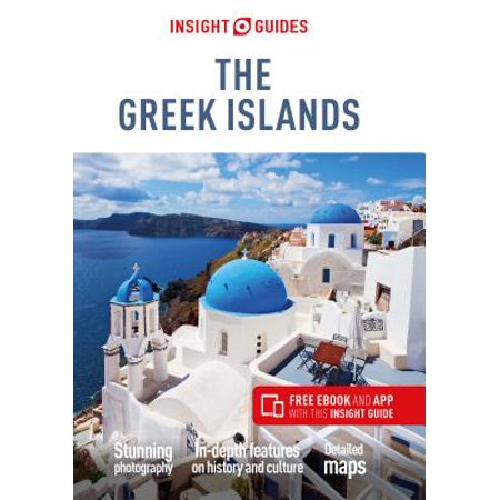 Insight Guides the Greek Islands: 9781786717832